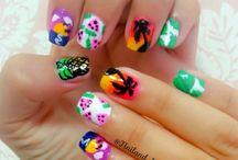 Diseños / Diseños de uñas