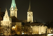 Zurich / My favourite small European city in one of my favourite Countries