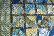 Quilting and sewing / by Jessica Denny