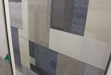Fabric Looking Tiles as a New Trend of Cersaie 2016 / It should be noted that this year versatile imitations of fabric were presented by more than one third of Cersaie exhibitors. Once undeservedly neglected by tile manufacturers, this trend will dominate in the range of many Italian and Spanish tile brands throughout the next year. Owing to the visual and tactile softness, such decorative material creates a particular atmosphere of cosiness and comfort.