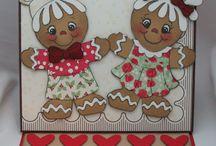 Cards - Christmas / by Brenda Sears