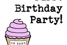 OHL's First Birthday Party! / 2015 Party