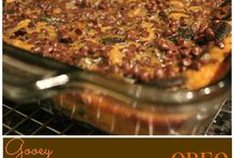 NTTC:  Dessert Recipes / by Kelly {No Thanks to Cake}