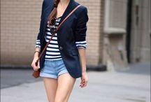 fashion inspirations / french style, minimalism