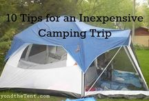 Happy Camping / Camping recipes, activities and other miscellaneous outdoor fun!