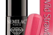 semilac kolory