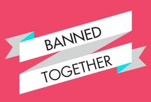 Banned Together / In support of Banned Books Week, we'd like to remind the whole wide Internet that some of our favorite quotes in life come from books — and some of them come from banned books. Shocking, we know!