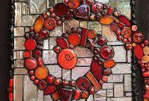 Tiffany mozaik