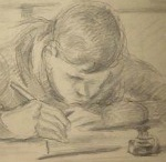 Paul Cezanne Drawings
