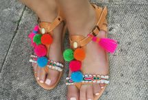 decor sandals