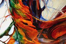 Abstract - art - passion - movement / Love it