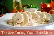 Recipes:  Turkey / by Gwen Plauche
