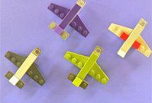 Lego avioane