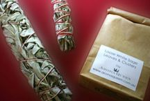 Smudging & Smudge Sticks from Aroma Queen / All things smudge - there's more to smudging than just White Sage. Available from our website - www.aromaqueen.com.au  (Australian customers only)