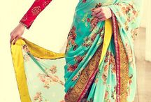 Floral ethnic