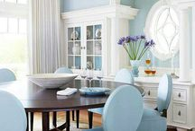 Dining Spaces / by Mary Ellis
