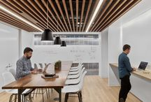 Flexible work and learn spaces