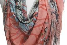 my love for scarfs