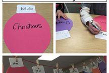 First Grade Christmas