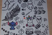 disegni miei