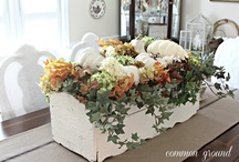 Fall Decor Ideas / by From My Front Porch To Yours