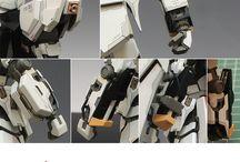 Gunpla customization