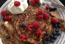 Ontbijt / Ontbijtjes welke passen in een gezonde leefstijl