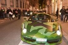 Tamarri & cars