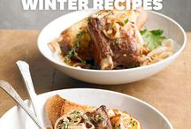 Fall/Winter Comfort Foods