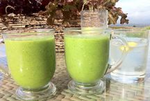 Smoothies / Green smoothies