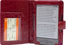 Bagabook Kindle Covers / Electronic books benefit from the style and practicality of Bagabook too.