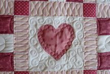 Quilting/ HEARTS