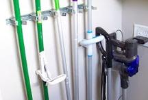 Organize Utility Closet