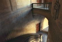 Stair gazing..