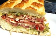 Yummy Food / My  BF's fave sandwich....yummy!