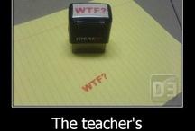 Teacher Stuff / by Holly Bennett