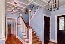 foyers / by Stephanie Fisher Designs