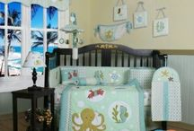Marsel's Nursery / Under the sea themes and ideas for my son's new room.