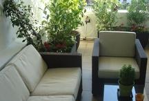 Κήποι μπαλκόνια