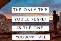Travel Quotes / Je laten inspireren door Travel Quotes