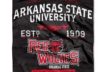 Arkansas State Red Wolves Fan Gear
