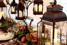 Fall Fancy / Tablescapes / by Merita Cox