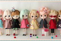 Homemade dolls