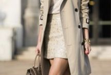 Work and Business Fashion... / Men and Women's business attire inspiration