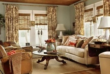 Living Rooms  / by Marcy @ ANTIQUECHASE