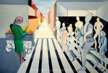 My Art Gallery / Art Gallery of Pina Fiori's Paintings.