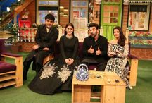Ae Dil Hai Mushkil Movie team Wallpaper and Exclusive Photos on Set of The Kapil Sharma Show