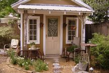 Garden Shed / by Sydney Workman