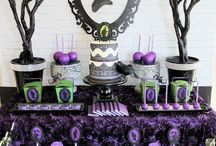 PARTY THEME - Maleficent