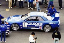 (Calsonic wrapped) Cars/Show-Car/Drift/Race/
